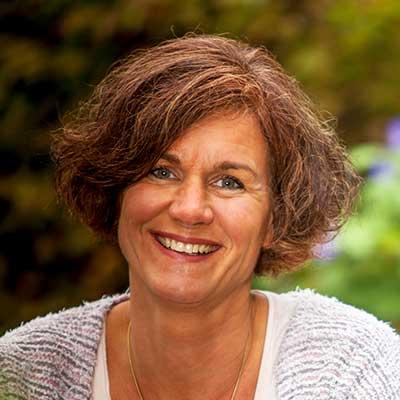 Gitta Oetken, 54, Landschaftsarchitektin
