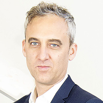 Steffen Hermann, 46, Leiter Marketing/IT/Unternehmensentwicklung